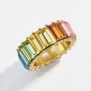 NWT Alidia multicolor Ring Baublebar